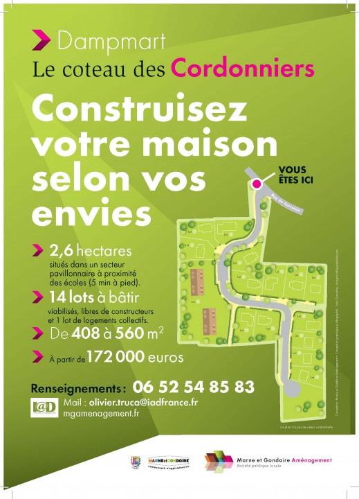 Panneau Les cordonniers A3-IAD